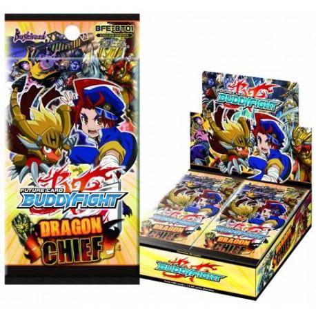 Dragon Chief Booster - Buddyfight