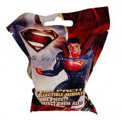 DC HeroClix: Man of Steel Booster