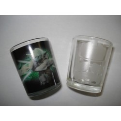 Star Wars Yoda Shot Glasses