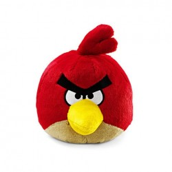Angry Bird Red with Sounds - 10cm
