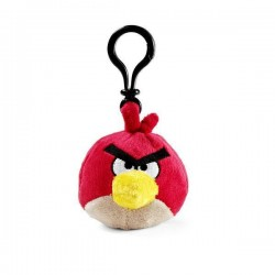 Angry Bird Red Backpack Clip