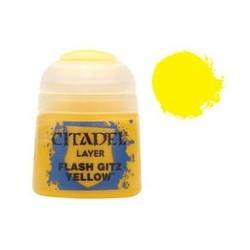 22-02 Citadel Layer: Flash Gitz Yellow