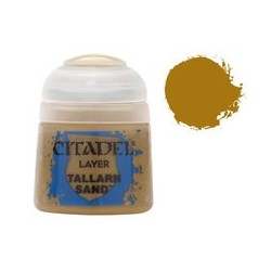 22-34 Citadel Layer: Tallarn Sand