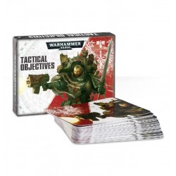 40-20 WH40K TACTICAL OBJECTIVES