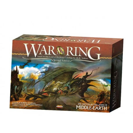 War of the Ring Second Edition