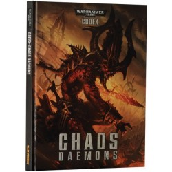 97-02-60 CODEX: CHAOS DAEMONS (ENGLISH)