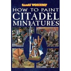 60-01-60 HOW TO PAINT CITADEL MINIATURES ENGLISH
