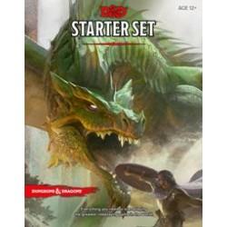 D&D Fantasy Roleplaying Game Starter Set