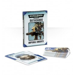 54-02 DATACARDS: IMPERIAL KNIGHTS (ENGLISH)
