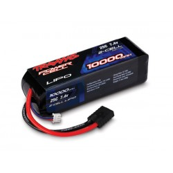 10000mAh 7.4v 2-Cell 25C LiPo Battery