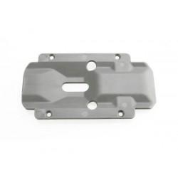 3920 P1 Placa protecção, transmission, nylon (cinzento)