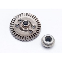 6879 AO9 Ring gear, differential/ pinion gear, differential rear