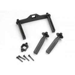 4914R O2 Body mount posts,front(2)/body mount,rear/body mount