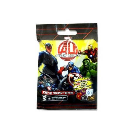 Marvel Dice Masters Age of Ultron Booster