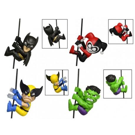 Scalers – 2″ Mini Characters – Wave 4 Assortment