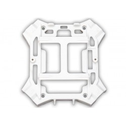 6624A Main frame, lower (white)