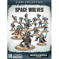 70-53 START COLLECTING! SPACE WOLVES