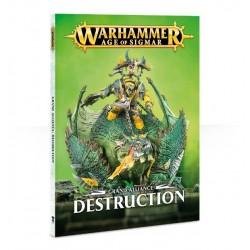 80-11-60 GRAND ALLIANCE: DESCTRUCTION