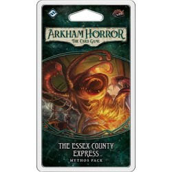 Pre-order Arkham Horror LCG: The Essex County Express (Ships Febuary)
