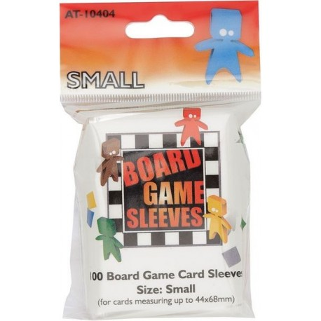 Arcane Tinmen Small Game Sleeves 44x68 Red