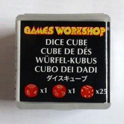 DICE CUBE 65-35