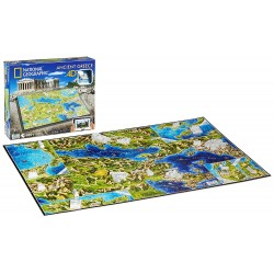 4D Cityscape NG Ancient Greece Puzzle (600+pcs)