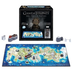 4D Cityscape Mini Game of Thrones Westeros (350+pcs)