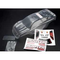Clear Body RUSTLER VXL