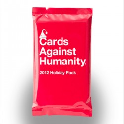 Cards Against Humanity 2012 Holiday Pack