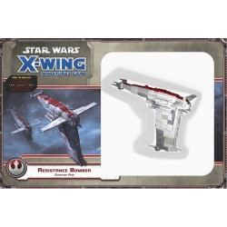 Star Wars X-Wing: Resistance Bomber
