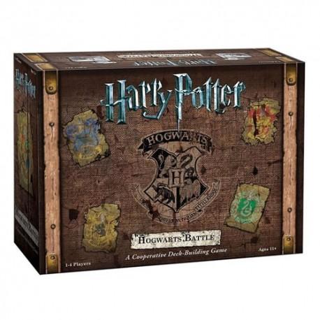 Harry Potter Hogwarts Battle: Cooperative Deck Building Game