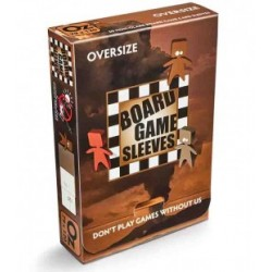Oversize Board Game Sleeves NonGlare 79x120 (50)