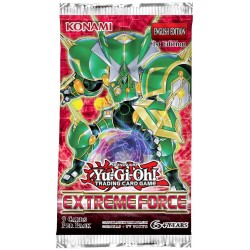 YGO Extreme Force Booster