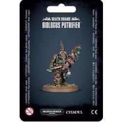 DEATH GUARD BIOLOGUS PUTRIFIER