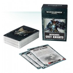 57-20-60 Datacards: Grey Knights