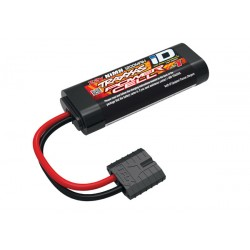 Battery ID, Series 1, 1200mAh (NiMH, 6-C flat, 7.2V)