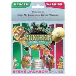 Munchkin CCG: Ranger Warrior Starter Set