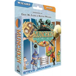 Munchkin CCG: Wizard Bard Starter Set