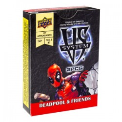 Vs System 2PCG: Deadpool and Friends