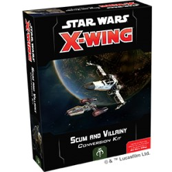 Star Wars: X-Wing Scum and Villainy Conversion Kit