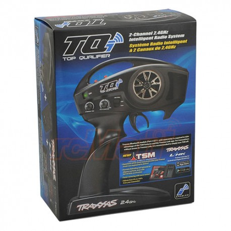 TQi 2.4GHz (4-Channel) Transmitter Combo