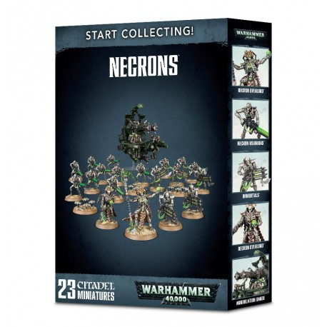 70-49 START COLLECTING! NECRONS