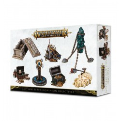 65-16 AGE OF SIGMAR: OBJECTIVE MARKERS