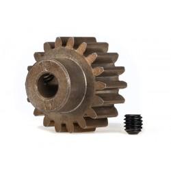 Gear, 18-T pinion (1.0 metric pitch) (fits 5mm shaft)