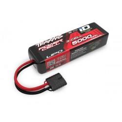 5000mAh 11.1v 3-Cell 25C LiPo ID Battery