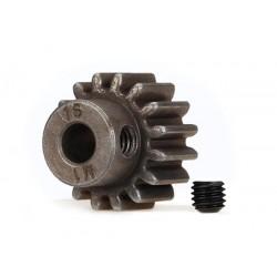 Gear, 16-T pinion (1.0 metric pitch) (fits 5mm shaft)