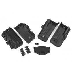 Fenders, inner, front & rear F.Bronco (TRX-4)