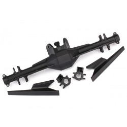 Axle housing, rear/ axle supports