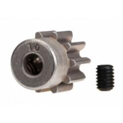 Gear, 10-T pinion (32-p) (steel)/ set screw