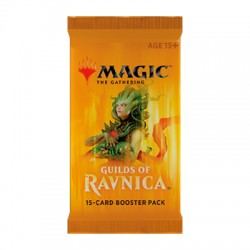 MTG Guilds of Ravnica Boosters